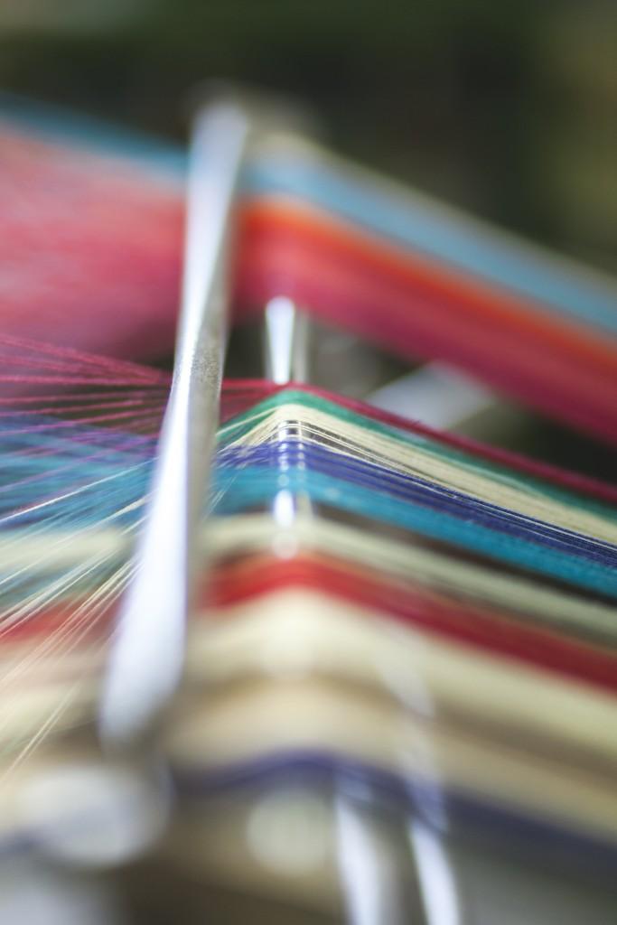 Atelier de tissage Bidos - 1910 Lartigue créateur tisserand de linge basque