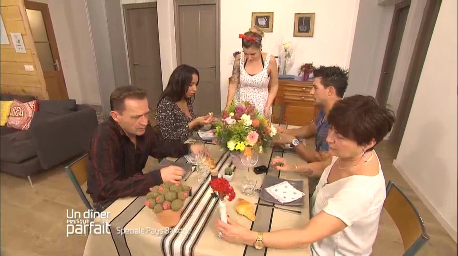 eneko linge basque un diner presque parfait