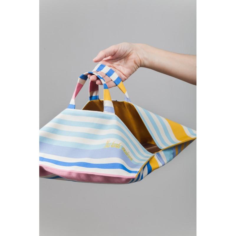 porte-a-tarte-coton-basque-enea-rayure-rose-bleu-jaune-pastel